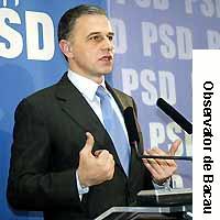 """Mircea Geoana: """"Românii isi doresc un presedinte cu personalitate care îi uneste, nu îi dezbina"""""""