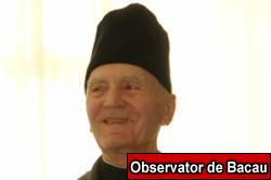 Preotul Toma Popescu, sculptor de icoane