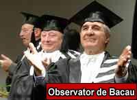 De ziua lui Caragiale, Victor Rebengiuc, Gheorghe Dinică şi Marin Moraru devin Doctor Honoris Causa ai UNATC