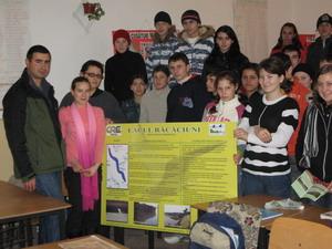 Ecologistii au constientizat elevii despre importanta ariilor protejate