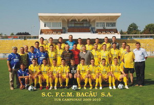 Fotbal, liga a II a: FCM Bacău – CSM Rm. Sărat 0-0