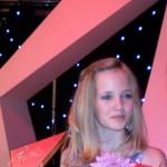 Reprezentanta Suediei a castigat marele premiu al festivalului de la Onesti, TI AMO