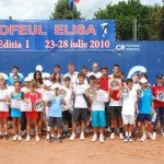 """Turneul de tenis """"Elisa"""", un succes deplin!"""