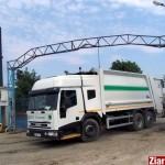Sase judete din Romania nu au, teoretic, unde sa depuna gunoiul
