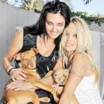 Pamela Anderson e prietenă foarte bună cu o timişoreancă