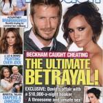 David Beckham dă în judecată prostituata care pretinde că a făcut sex cu fotbalistul
