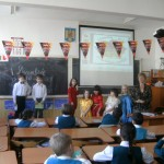 """1 Decembrie, la scoala """"Mihai Dragan"""""""