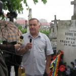 Comemorarea primul erou roman din cel de-al doilea Razboi Mondial
