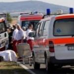 14 români au murit în Ungaria, în urma unui accident rutier. Trei copii, printre persoanele decedate