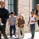 Brad Pitt şi Angelina Jolie nu-şi lasă copiii pe Google