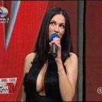 Nicoleta Luciu, cu sânii la înaintare. Uite cât de mari sunt silicoanele brunetei