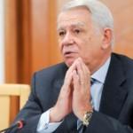"""Teodor Melescanu, propus director la SIE. Crin Antonescu: """"Va fi dat afara din PNL"""""""