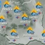 PROGNOZA METEO: Cum va fi vremea în primele zile ale anului