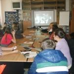 """Seminar la """"American Corner Bacău"""""""