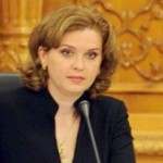 Roberta Anastase: Indemnizatia si diurna parlamentarilor USL aflati in greva vor fi taiate
