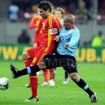 Romania-Uruguay 1-1 (0-1)