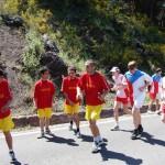 "Rezidentii CRRN Racaciuni participa la ""Relay Run around Europe"""