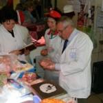 Bacau:Acțiune pentru prevenirea și combaterea ilegalităților din domeniul comercializării cărnii