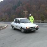 Motoseni: La volanul unui autoturiusm fara permis de conducere
