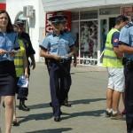 """Comanesti: Acțiuni desfășurate de polițiști în cadrul campaniei """"Vacanta in siguranta"""""""