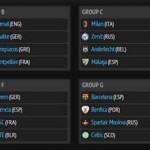 CFR Cluj, în grupa H, cu United, Braga şi Galata!