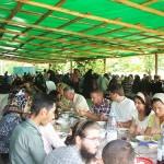 Filantropie la mănăstirile din zona Buhuşiului