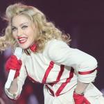 Madonna, fluierată la New Orleans