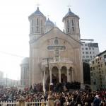 Bacau: 4.000 de credincioşi la hramul Bisericii Narcisa