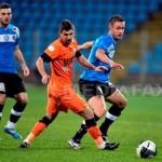 Inca o surpriza în Liga I: Pandurii Târgu Jiu învinsă de Viitorul, scor 2-0, în etapa a XIII-a