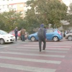 Pietoni implicați în accidente rutiere