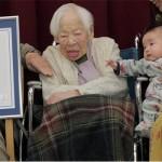 Cea mai vârstnică femeie din lume, o japoneză care va împlini 115 ani săptămâna viitoare