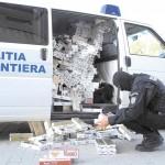 Nivelul contrabandei cu ţigarete a scăzut la 13,1 la suta