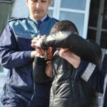 Tâlhar prins în flagrant de un polițist aflat în concediu