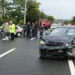 Multe accidente pe soselele judetului