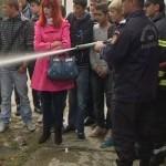 Lecţii de protejare a vieţii, susţinute de reprezentanţii ISUJ Bacău și E.ON