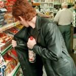 Furt din supermarket