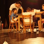 Turneu de teatru educational la Bacau