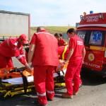 Grav accident rutier pe DN15, intre Piatra Neamţ şi Bacău