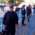 Masuri specifice de ordine şi siguranţă publică asigurate de  Gruparea de Jandarmi Mobilă Bacău