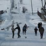 Iarna pe ulita! Miercuri, scolile din judet vor fi inchise