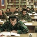 Admiterea in scolile militare de invatamant
