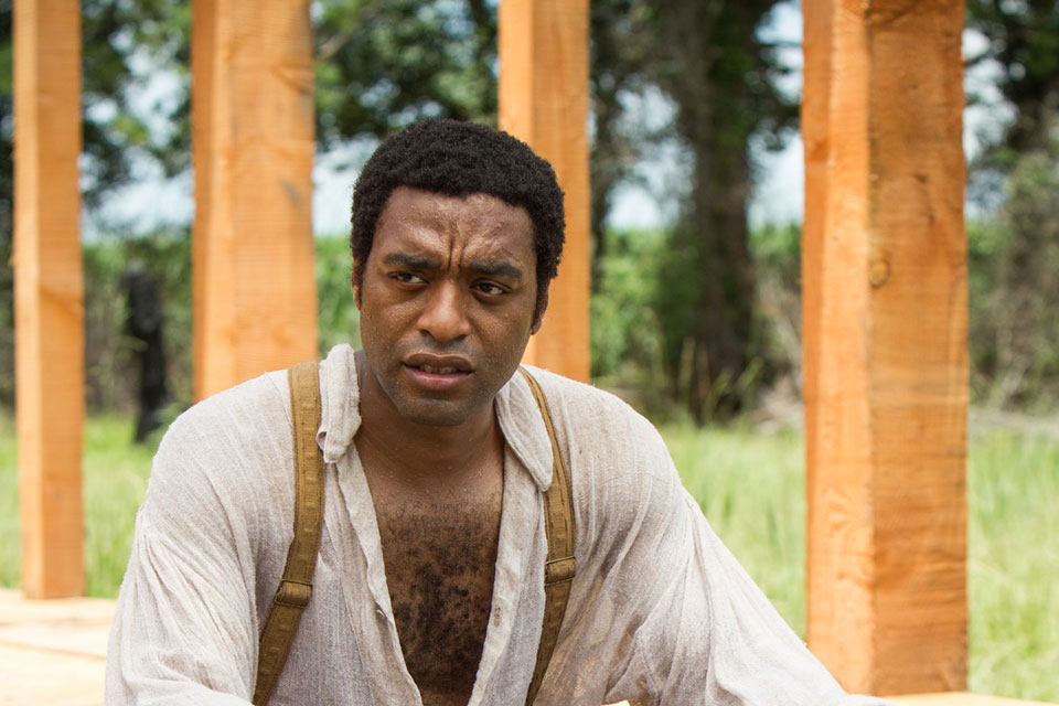Chiwetel Ejiofor (12 Years a Slave)