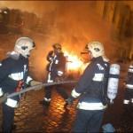 Week – end aprins pentru pompieri