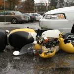 Minori accidentati cu mopedul