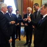 Întâlnire cu secretarul general al Consiliului Europei, Thorbjorn Jagland