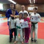 Judoka băcăuani, performeri  la Etapa Euroregională U12 şi U14 de la Iaşi