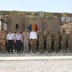 Retragerea trupelor romănești din Afganistan după mai bine de un deceniu