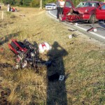 Femeie de 71 de ani accidentată într-un eveniment rutier la Dărmănești