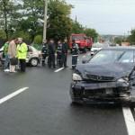 Accidente provocate de ignorarea legilor de circulatie