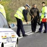 Pieton accidentat dupa ce a traversat neregulamentar